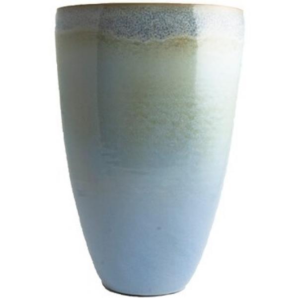 Keramieken vaas Void lavendel B 35 cm