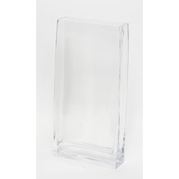Accuvaas smal hoog heavy glas