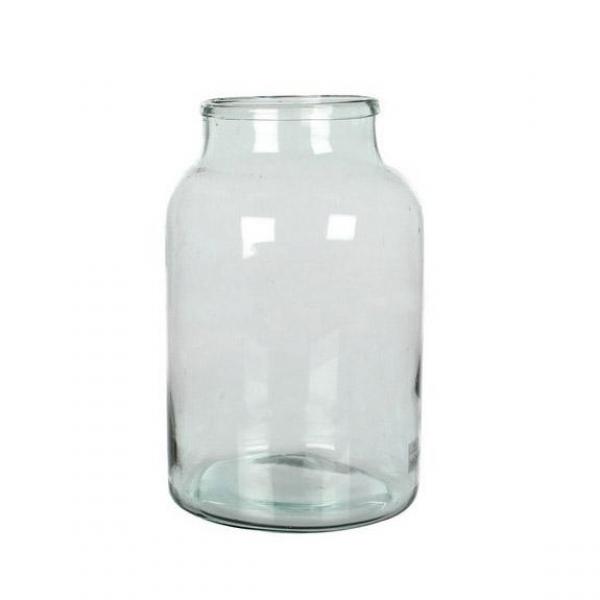 Melkbus glas Vienne groot in 3 afmetingen