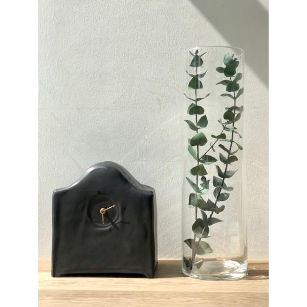 Cilinder vaas glas Ø 15 cm en 50 cm hoog